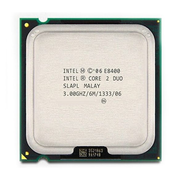 Procesor Intel® Core™2 Duo E8400 3.00GHz Tray