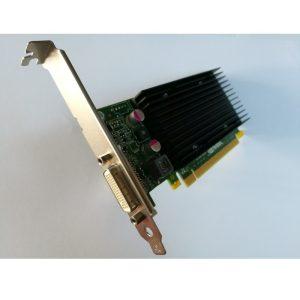 Placă Video NVIDIA® Quadro NVS 300 512MB GDDR3 PCIe x16 + Adaptor DMS-59