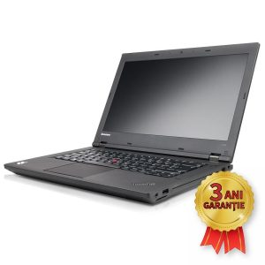 Laptop Refurbished LENOVO ThinkPad L440, Intel® Core™ i5-4300M up to 3300MHz | 8GB RAM DDR3 | SSD 240GB S-ATA 6Gbps | DVD-RW | Video Intel® HD Graphics 4600 | Display 14,1 inch | Licență Windows 10 PRO