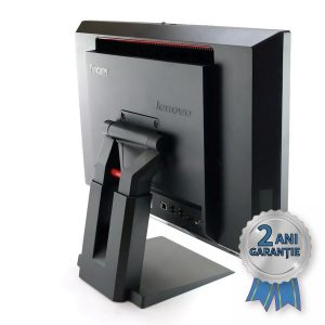All-In-One Refurbished LENOVO ThinkCentre M90z, INTEL Core i5-650 up to 3460MHz | 8GB RAM DDR3 | Hard Disk 2 TB S-ATA3 | DVD-RW | Video Intel® HD Graphics | Display 23 inch FullHD | Licență Windows 7 PRO COA