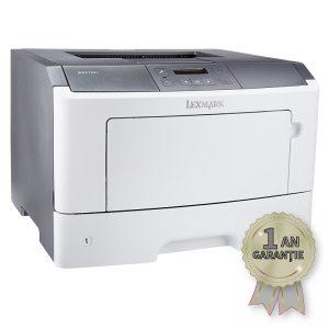 Imprimantă Laser Duplex Monocrom Lexmark MS410d
