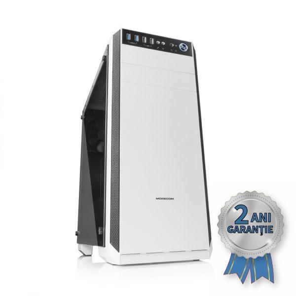 Sistem Nou OBERON PRO, Intel® Core™ i7-960 up to 3460MHz | 6GB RAM DDR3 | 1000GB SSHD SerialATA 6Gbps | DVD-RW | Video AMD® Radeon™ HD 6570 1GB | Licență Windows 10 PRO