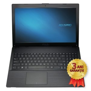 Laptop Refurbished ASUS P2520L, Intel® Core™ i7-5500U up to 3000MHz | 8GB RAM DDR3 | SSD 240GB SerialATA 6Gbps | DVD-RW | Video Intel® HD Graphics 5500 | Display 15,6 inch | Licență Windows 10 HOME