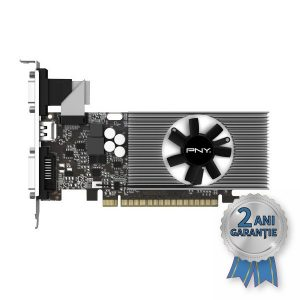 Placă Video NOUĂ PNY NVIDIA® GeForce™ GT 740 1GB GDDDR3 PCIe x16