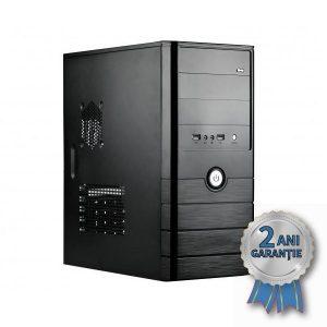 Sistem Nou SPIRE, Intel® Core™2 Duo E8400 3000MHz | 4GB RAM DDR2 | Hard Disk 500GB S-ATA | DVD-RW | Video NVIDIA® GeForce™ 210 1GB