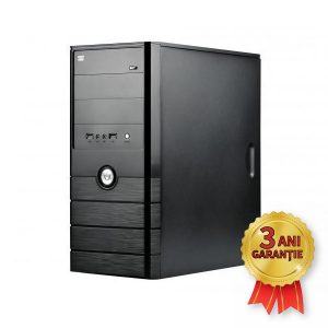 Sistem Nou SPIRE, AMD Athlon® II X2 260 3200MHz | 4GB RAM DDR3 | Hard Disk 500GB S-ATA | DVD-RW | Video ATI Radeon® HD4250