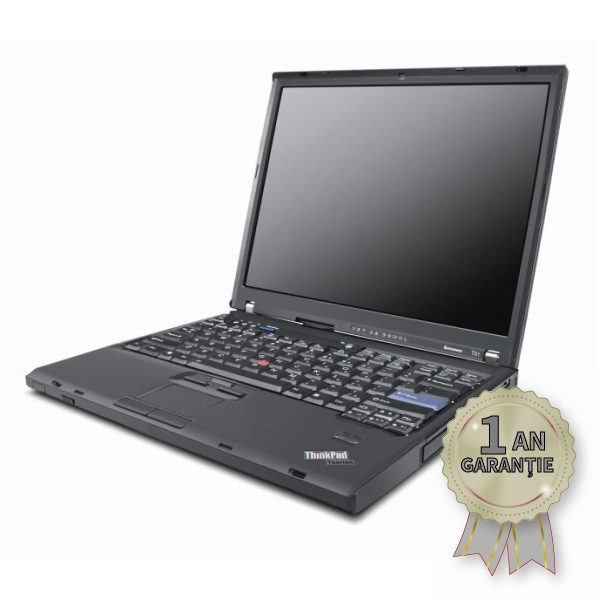 Laptop Refurbished LENOVO ThinkPad T61p, Intel® Core™2 Duo T7700 2400MHz   3GB RAM DDR2   Hard Disk 100GB SATA   DVD-RW   Video NVIDIA® Quadro™ FX 570M   Display 15,4 inch FHD+