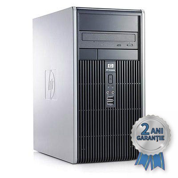Sistem Refurbished H.P. Compaq dc5800, INTEL Core2Quad Q9400 2660MHz | 4GB RAM DDR2 | Hard Disk 320GB S-ATA | DVD-ROM | Video Intel® GMA Graphics