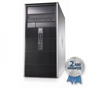 Sistem Second-Hand H.P. Compaq dc5800, INTEL Pentium® Dual-Core E5400 2700MHz | 4GB RAM DDR2 | Hard Disk 320GB S-ATA | DVD-ROM | Video Intel® GMA Graphics