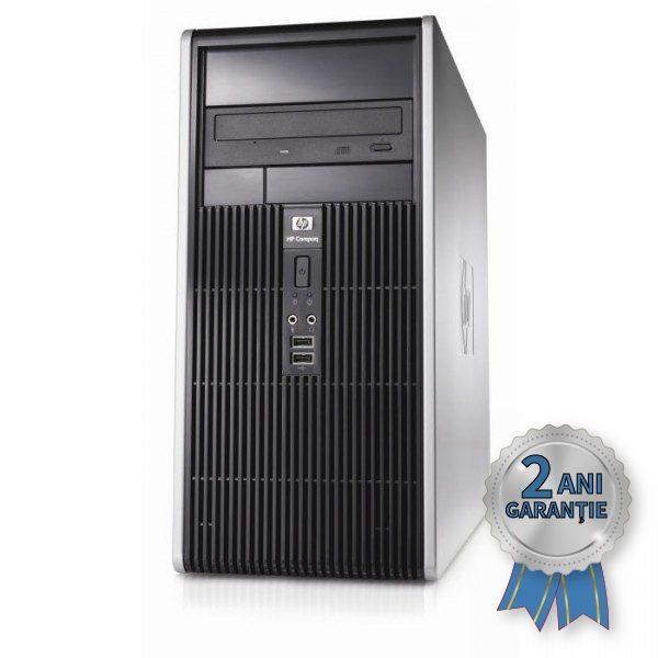 Sistem Second-Hand H.P. Compaq dc5800, INTEL Pentium® Dual-Core E5400 2700MHz   4GB RAM DDR2   Hard Disk 320GB S-ATA   DVD-ROM   Video Intel® GMA Graphics
