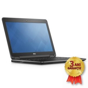 Laptop Refurbished DELL Latitude E7250, INTEL Core i5-5300U up to 2900MHz | 8GB RAM DDR3 | SSD 500GB mSATA3 6Gbps | Video Intel® HD Graphics 5500 | Display 12,5 inch | Licență Windows 10 PRO