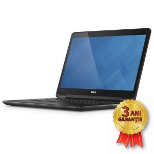 Laptop Refurbished DELL Latitude E7250, INTEL Core i5-5300U up to 2900MHz | 8GB RAM DDR3 | SSD 500GB mSATA3 6Gbps | Video Intel® HD Graphics 5500 | Display 12,5 inch | Licență Windows 10 PRO
