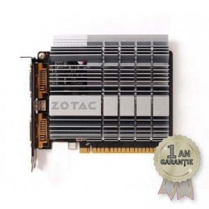 Placă Video ZOTAC NVIDIA® GeForce™ GT 520 Zone Edition 1GB GDDR3 PCIe x16