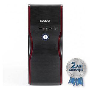 Sistem Nou SPACER, Intel® Core™ i3-3220 3300MHz | 4GB RAM DDR3 | Hard Disk 500GB S-ATA | DVD-RW | Video Intel® HD Graphics 2500