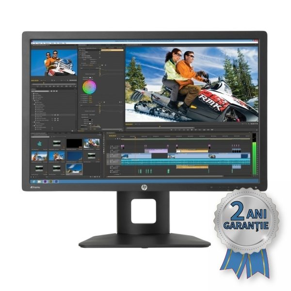 Monitor Refurbished HP Z22i LED IPS 21,5 inch Wide FullHD